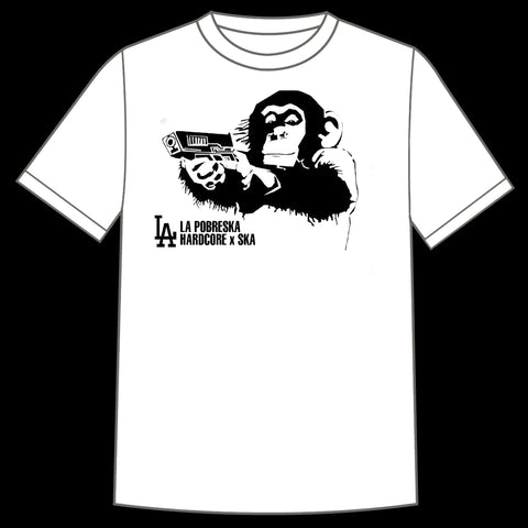 "LA Pobreska ""Monkey"" shirt"