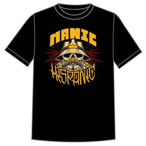 "Manic Hispanic ""Veterano"" Shirt"