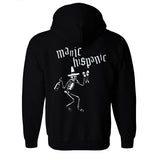 "Manic Hispanic ""Mommy's Little Cholo"" Hoodie"