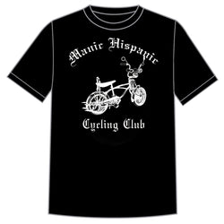"Manic Hispanic ""Cycling Club"""