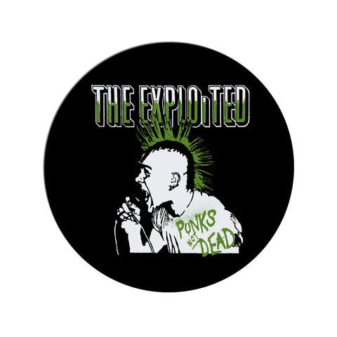 "The Exploited ""Punks' Pin"