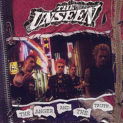 "The Unseen ""Anger & The Truth"" 12"" Record"