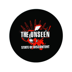 "The Unseen ""State of Discontent"" Pin"