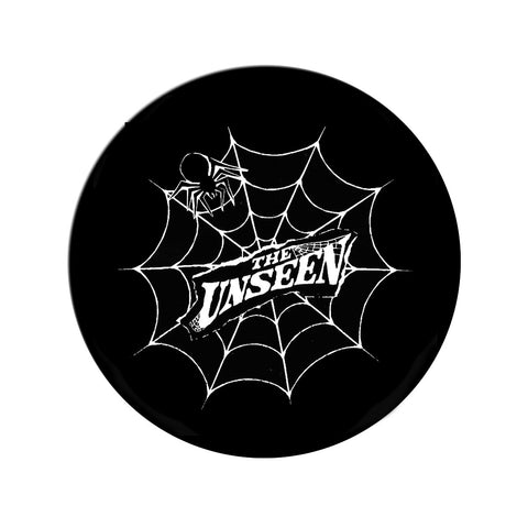 The Unseen Web Pin