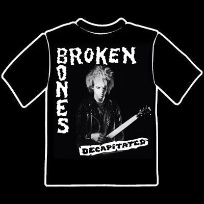 "Broken Bones ""Decapitated"" Shirt"