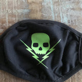 "Death By Stereo ""Logo"" Mask"