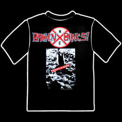 "Broken Bones ""Trader in Death"" Shirt"