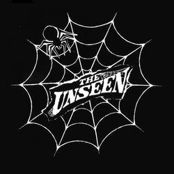 "The Unseen ""Web"" Back Patch"