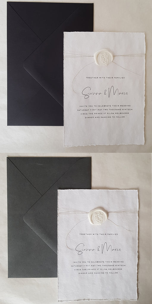 Paper and Style Co. Minimal envelopes