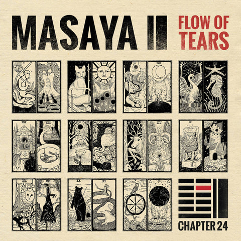 Masaya ‎– Flow of Tears