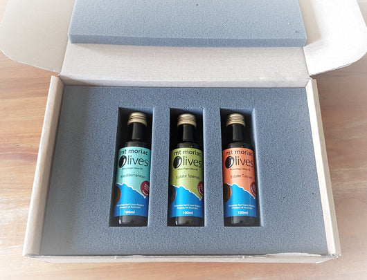 2018-19 EVO Oil Tasting Boxed Set
