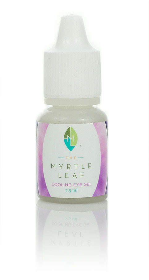 Cooling Eye Gel w/ Cucumber and Lavender