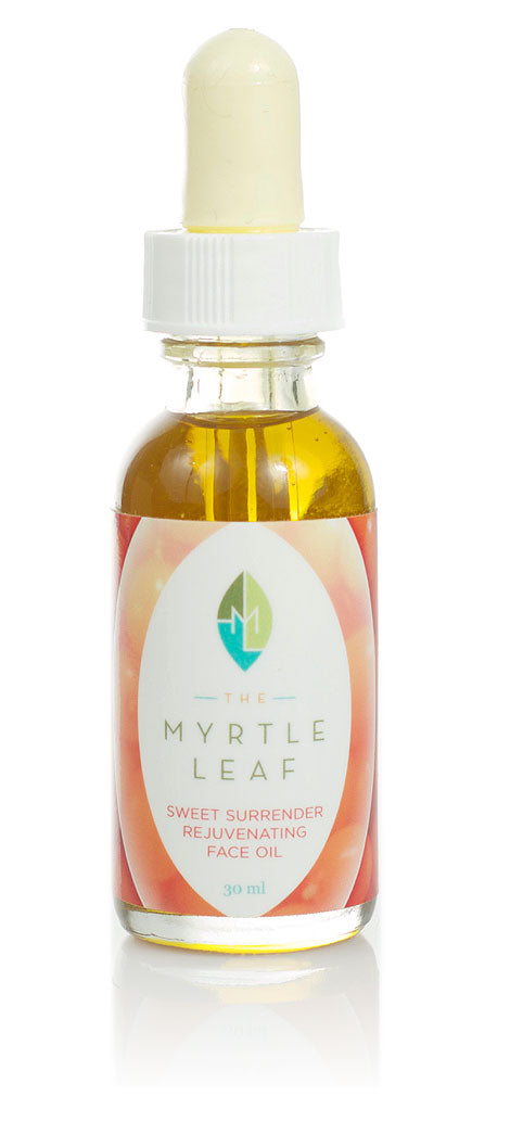 Sweet Surrender Rejuvenating Facial Oil w/ Squalene and Rice Bran