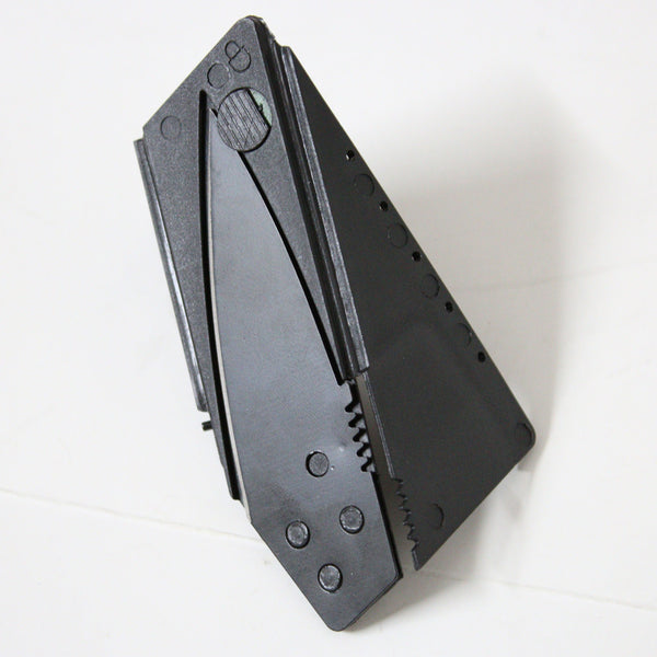 Folding Credit Card Knife