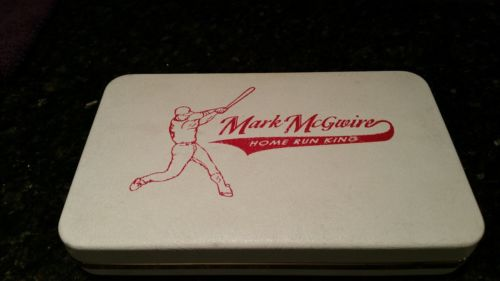 Case Knife - 1998 Mark McGuire Home Run King #110