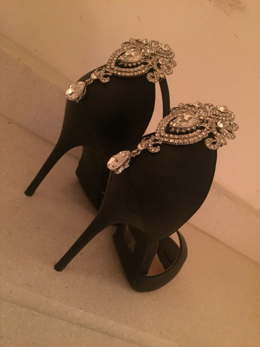 Taliana Crystal Heels