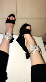 Marrakech Crystal Wedges