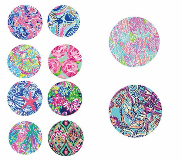 Pop Grips - Pastel Abstract Designs