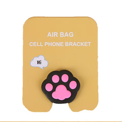 Motivatebox , Pink Paw cute pop stands for phones and tablets(Expandable grip holder)