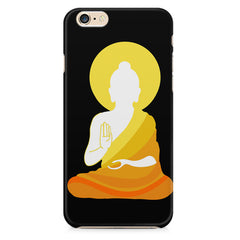 Buddha sketch design Apple Iphone 6/6s printed back cover