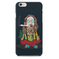 Smoking high design Apple Iphone 6/6s printed back cover