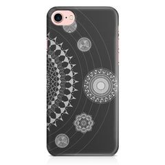 Ethnic design pattern Apple Iphone 7 printed back cover