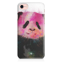 Polar Bear portrait design Iphone 8 hard plastic printed back cover.