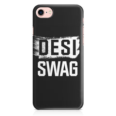 Desi Swag Iphone 8 hard plastic printed back cover.