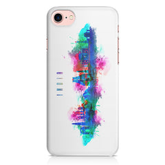 Incredible India Design Iphone 8 hard plastic printed back cover.