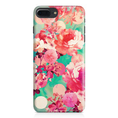 Floral  design,  Apple Iphone 7 Plus  printed back cover