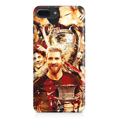 Messi  design,  Apple Iphone 7 Plus  printed back cover