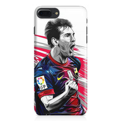 Messi illustration design,  Apple Iphone 7 Plus  printed back cover