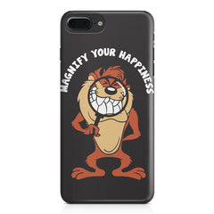Magnify Your Happiness funny design Apple Iphone 7 Plus  printed back cover