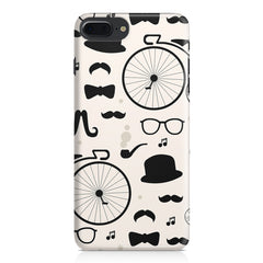Retro theme for classic men Apple Iphone 7 Plus  printed back cover