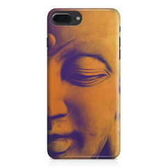 Peaceful Serene Lord Buddha Apple Iphone 7 Plus  printed back cover