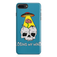 Losing my mind funny design Apple Iphone 7 Plus  printed back cover