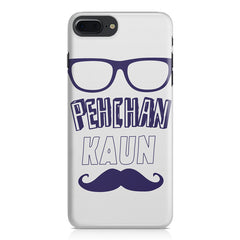 Pehchan kaun?  design,  Apple Iphone 7 Plus  printed back cover