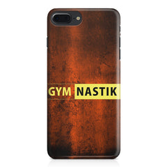 Gym nastik  design,  Apple Iphone 7 Plus  printed back cover