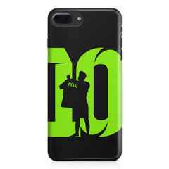 Lionel Messi 10 Footballer  design,  Apple Iphone 7 Plus  printed back cover