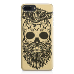 Voguish skull  design,  Apple Iphone 7 Plus  printed back cover
