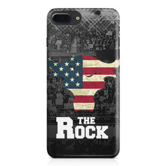 The Rock  design,  Apple Iphone 7 Plus  printed back cover