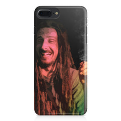 Happy Pot Stoner  design,  Apple Iphone 7 Plus  printed back cover
