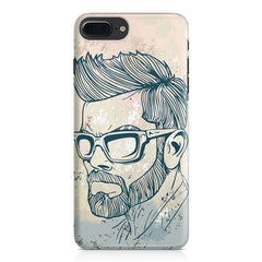 Virat Kohli Stylish Abstract Art design,  Apple Iphone 7 Plus  printed back cover