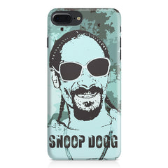 Snoop Dogg Popart design,  Apple Iphone 7 Plus  printed back cover