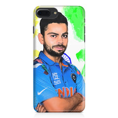 Virat Kohli Oil Painting India design,  Apple Iphone 7 Plus  printed back cover