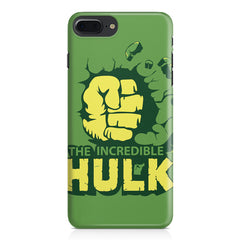 The Incredible Punch Apple Iphone 7 Plus  printed back cover