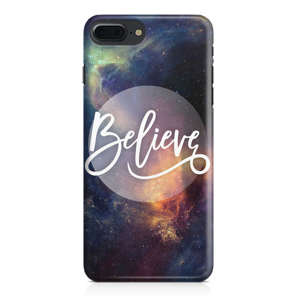 Believe in yourself Apple Iphone 7 Plus  printed back cover