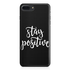 Positive motivation design Apple Iphone 7 Plus  printed back cover