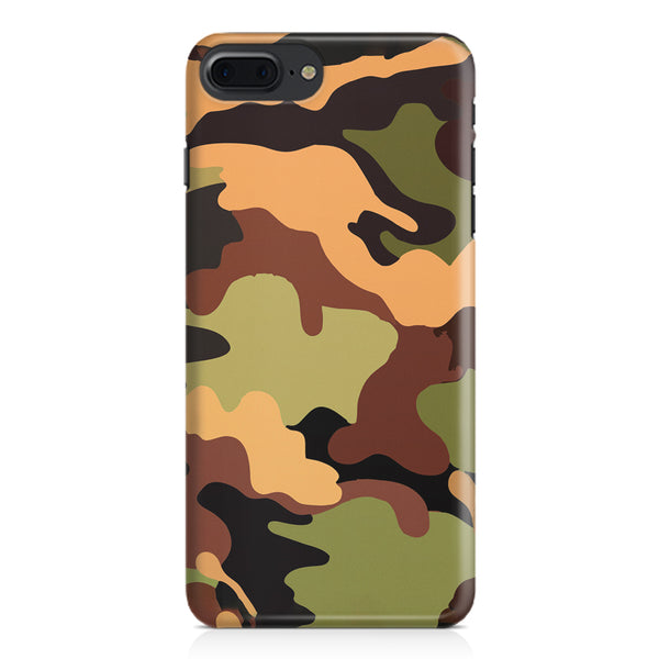 Camoflauge design Apple Iphone 7 Plus  printed back cover