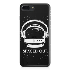 Spaced out by music design Apple Iphone 7 Plus  printed back cover